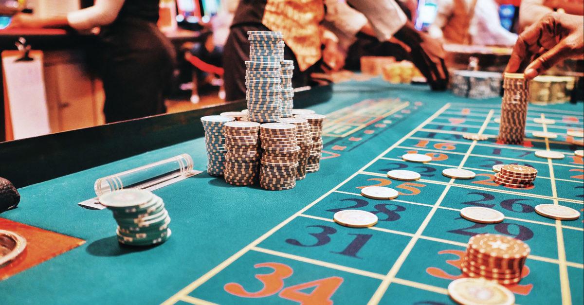 Casino Table Management RFID | FEIG Electronics