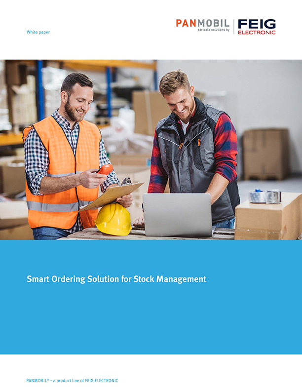 Smart Ordering Solution for Stock Management
