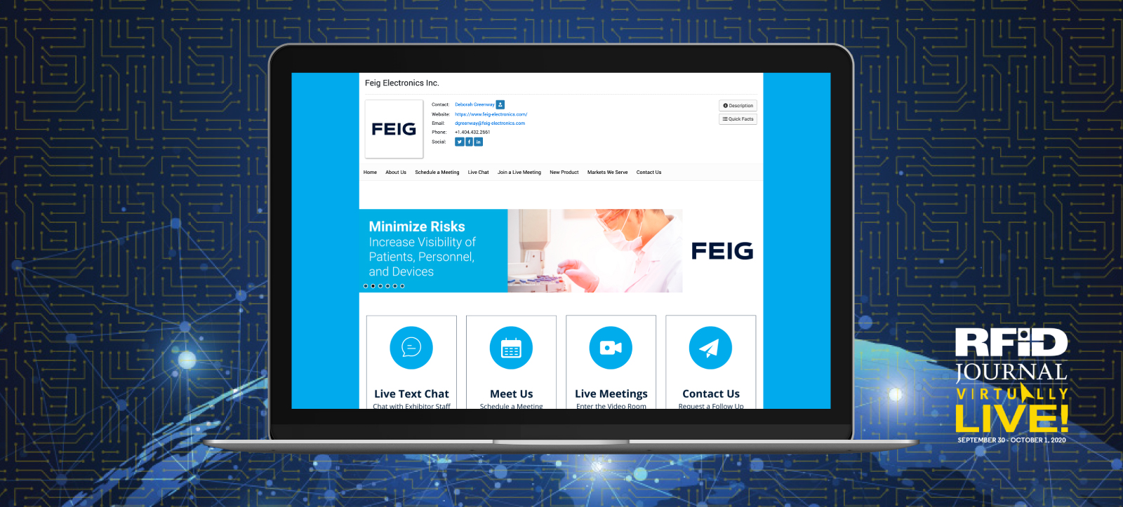 RFID Virtual | FEIG ELECTRONICS
